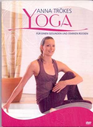 Anna Trokes - Yoga - fur einen gesunden und starken rucken -DVD*