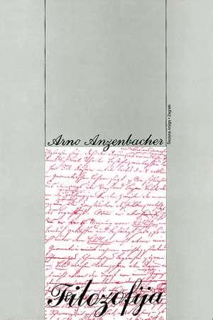 Filozofija - uvod u filozofiju Arno Anzenbacher meki uvez
