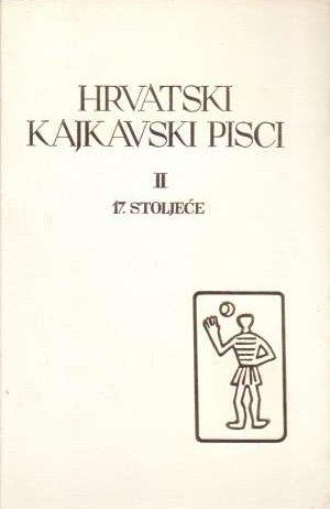 15/II. Hrvatski Kajkavski Pisci II - 15/II. Hrvatski kajkavski pisci II
