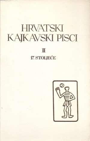 15/II. Hrvatski kajkavski pisci II 15/II. Hrvatski Kajkavski Pisci II tvrdi uvez