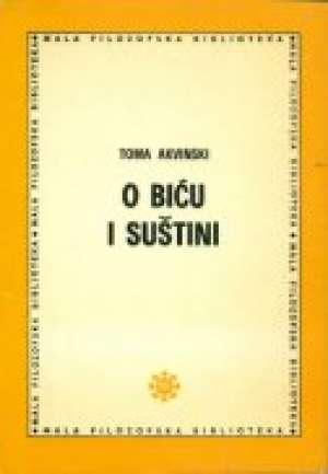 Toma Akvinski - O biću i suštini