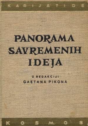 Gaetano Pikon Uredio - Panorama savremenih ideja