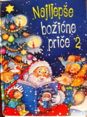 Najljepše božićne priče 2* Đurđica Šokota Priredila tvrdi uvez