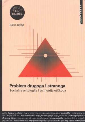 Problem drugoga i stranoga Goran Gretić meki uvez