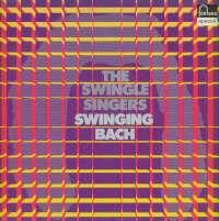 Gramofonska ploča Swingle Singers Swinging Bach 6444 081, stanje ploče je 9/10