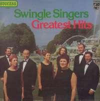 Gramofonska ploča Swingle Singers Greatest Hits LP 5963, stanje ploče je 9/10
