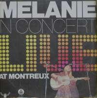 Gramofonska ploča Melanie In Concert - Live At Montreux LP 5812, stanje ploče je 10/10
