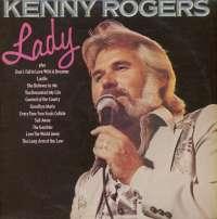 Gramofonska ploča Kenny Rogers Lady LSLIB 70942, stanje ploče je 9/10