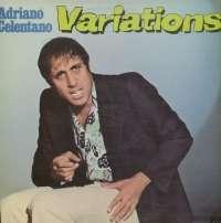 Gramofonska ploča Adriano Celentano Variations LP 5683, stanje ploče je 10/10