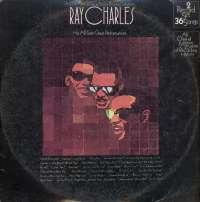 Gramofonska ploča Ray Charles A 25th Anniversary In Show Business Salute To Ray Charles K 60014, stanje ploče je 7/10