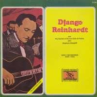 Gramofonska ploča Django Reinhard And The Quintet Of The Hot Club Of France With Stephane Grappelli Early Ercordings (1934-1935) 2221438, stanje ploče je 10/10