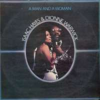 Gramofonska ploča Isaac Hayes & Dionne Warwick A Man And A Woman 2 LP 5691/92, stanje ploče je 10/10
