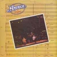 Gramofonska ploča America Live WB 56434, stanje ploče je 10/10