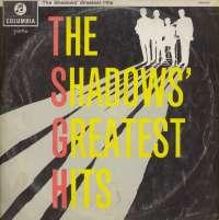 Gramofonska ploča Shadows Shadows' Greatest Hits LPCO-V-299, stanje ploče je 10/10