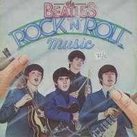 Gramofonska ploča Beatles Rock 'N' Roll Music LSPAR 75033/4, stanje ploče je 7/10
