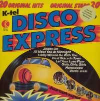 Disco Express - Proizvod - TG 153