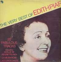 Gramofonska ploča Edith Piaf Very Best Of Edith Piaf LSEMI 70821, stanje ploče je 10/10