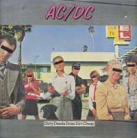 Gramofonska ploča AC/DC Dirty Deeds Done Dirt Cheap ATL 50323, stanje ploče je 10/10