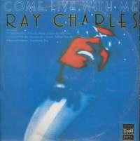 Gramofonska ploča Ray Charles Come Live With Me LSL 70602, stanje ploče je 10/10