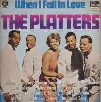 Gramofonska ploča Platters When I Fall In Love LP 5868, stanje ploče je 10/10