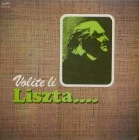 Gramofonska ploča Razni Izvođači (Volite Li Liszta) Volite Li Liszta LSY 66139, stanje ploče je 10/10