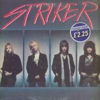 Gramofonska ploča Striker Striker AB 4165, stanje ploče je 9/10