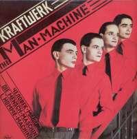 Gramofonska ploča Kraftwerk The Man-Machine LSCAP 73083, stanje ploče je 8/10