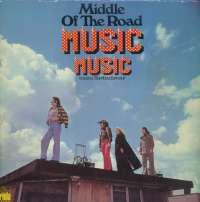 Gramofonska ploča Middle Of The Road Music Music 87260 IT, stanje ploče je 9/10