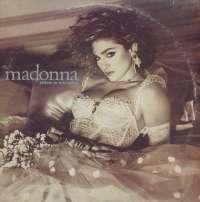 Gramofonska ploča Madonna Like A Virgin SIR 1-25157, stanje ploče je 9/10