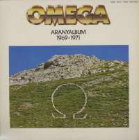 Gramofonska ploča Omega Aranyalbum 1969-1971 SLPX 17582, stanje ploče je 8/10