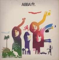 Gramofonska ploča ABBA Album LP 55 576, stanje ploče je 8/10