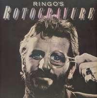 Gramofonska ploča Ringo Starr Ringo's Rotogravure LP 55-5637, stanje ploče je 10/10
