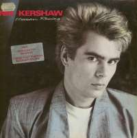 Gramofonska ploča Nik Kershaw Human Racing 250 574-1, stanje ploče je 10/10