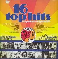 Gramofonska ploča 16 Top Hits - Tophits Der Monate Juli/August '79 Boney M. / Saragossa Band... 38 083 2, stanje ploče je 10/10