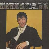 Gramofonska ploča Elvis Presley Worldwide 50 Gold Award Hits LSRCA 70851/2/3/, stanje ploče je 8/10
