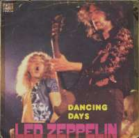 Over The Hills And Far Away / Dancing Days Led Zeppelin D uvez