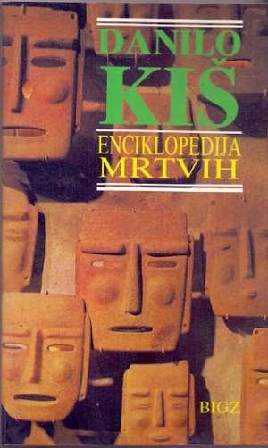 Enciklopedija mrtvih Kiš Danilo meki uvez