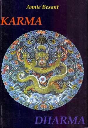 Karma dharma Annie Besant meki uvez