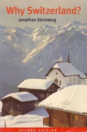 Jonathan Steinber - Why Switzerland?