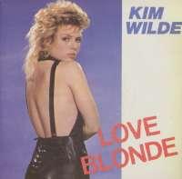 Love Blonde / Can You Hear It Kim Wilde D uvez