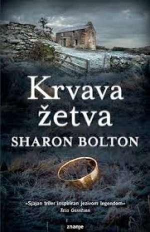 Krvava žetva Bolton Sharon meki uvez