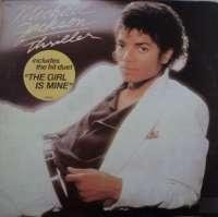 Gramofonska ploča Michael Jackson Thriller EPC 85930, stanje ploče je 10/10