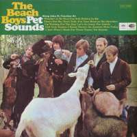 Gramofonska ploča Beach Boys Pet Sounds LSCA 70706, stanje ploče je 9/10