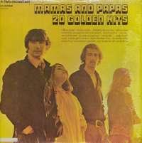 Gramofonska ploča Mamas & The Papas 20 Golden Hits DSX 50145, stanje ploče je 9/10