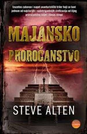Majansko proročanstvo Alten Steve meki uvez