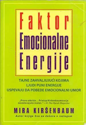 Mira Krišenbaum - Faktor emocionalne energije