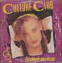 Gramofonska ploča Culture Club Kissing To Be Clever LSVIRG 11021, stanje ploče je 9/10