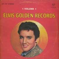 Gramofonska ploča Elvis Presley Elvis' Golden Records Volume 1 LSP 1707, stanje ploče je 7/10