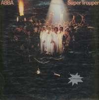 Gramofonska ploča ABBA Super Trouper 2220423, stanje ploče je 8/10