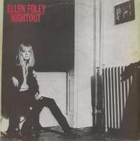 Gramofonska ploča Ellen Foley Nightout EPC 83718, stanje ploče je 10/10